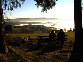 Ausblicke im Schwarzwald